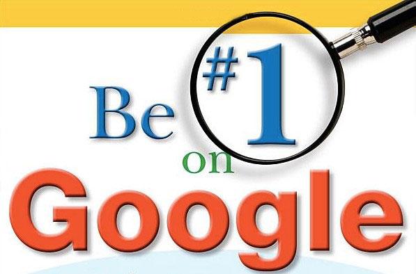 صفحه نخست گوگل