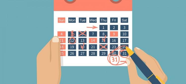 تقویم محتوایی