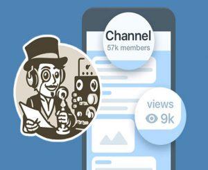 جذب مخاطب در تلگرام