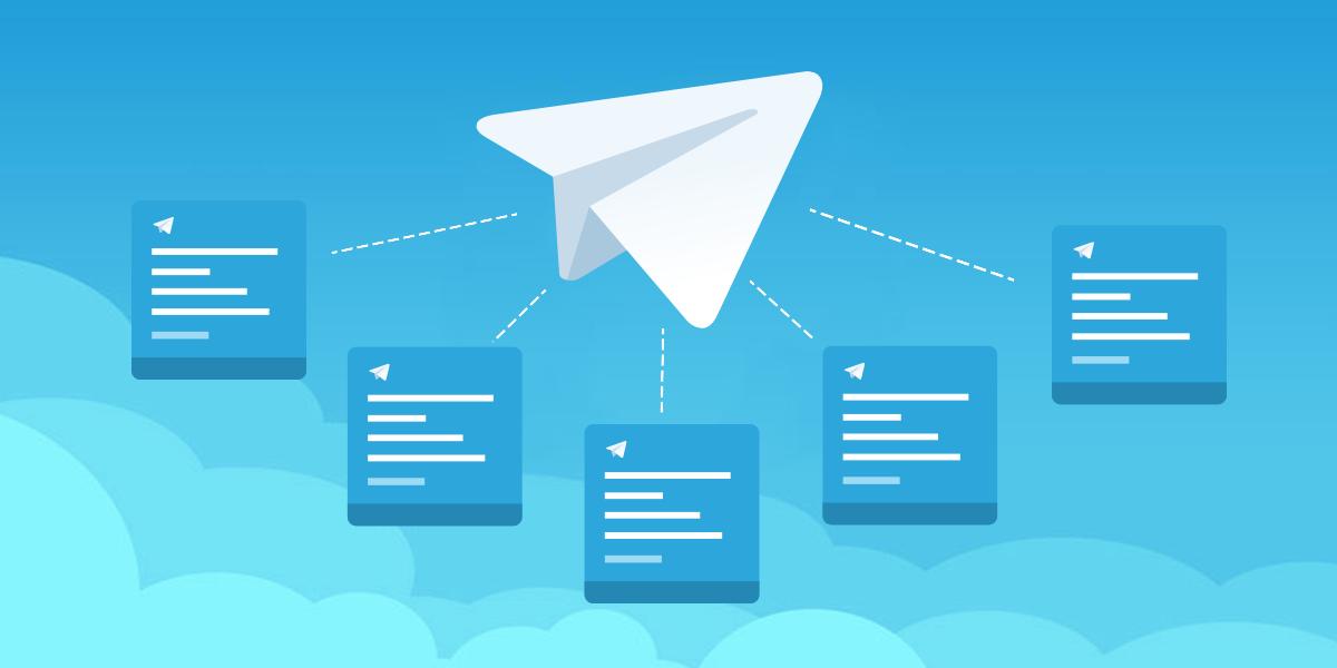 تولید محتوا برای کانال تلگرام