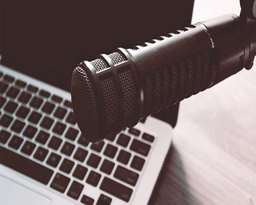 محتوای صوتی یا پادکست