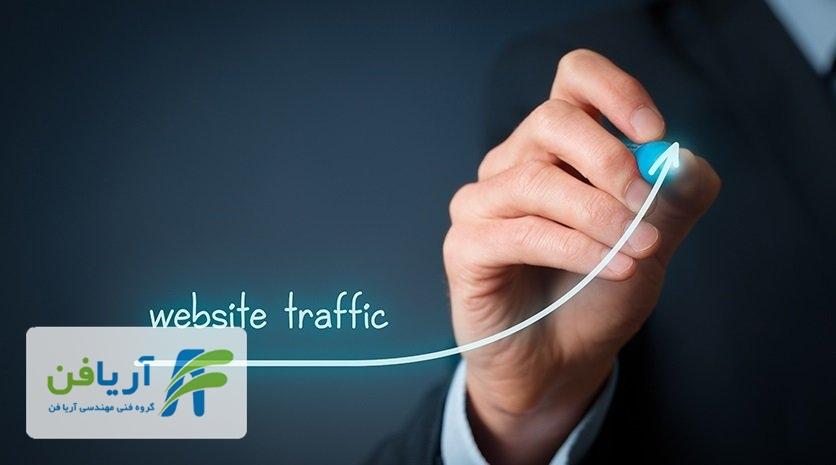 افزایش بازدید کننده وب سایت